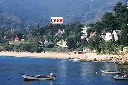 Zapallar con Vista al Mar - Zapallar - Hus