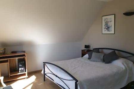 Chambre spacieuse dans cadre exceptionnel - Saint Pierre Montlimart