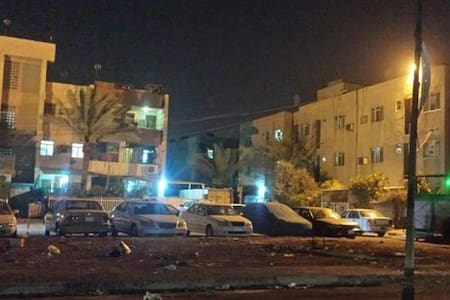 ground floor flat in Baghdad- Iraq - Apartamento