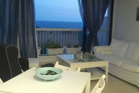 Amazing sea-views, 1 bedroom flat, 300m from beach - Flat