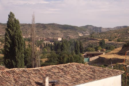 Historia, relax, paisajes en casa con encanto - Haus