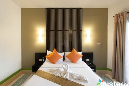 Impressive room for 2 near Phra Nang Cave - Daire