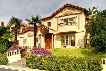 Achilles Villa. Hidden, Private. - Los Angeles - Villa