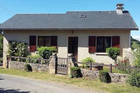 maison de vacances en Aveyron - House