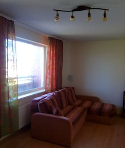 Cozy apartment in the heart of Roja. - Apartemen