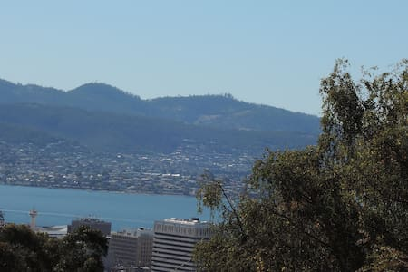 Best Of Both Worlds in West Hobart - West Hobart - Apartment