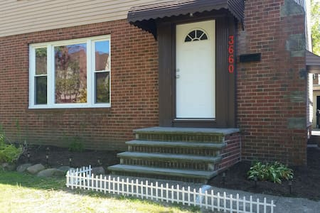 RNC 2016 family-friendly home - Cleveland Heights - Casa
