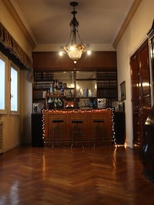 Big House, and big rooms - Buenos Aires - House