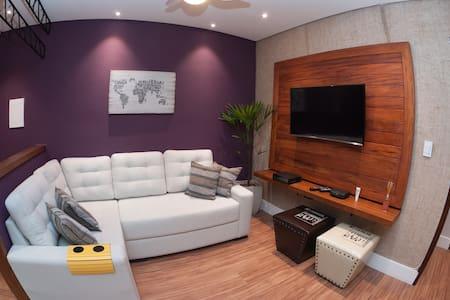 Apartamento Completo Próximo a Zona Industrial - Sorocaba - Apartment