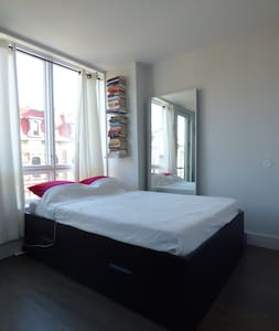 Clean & Sunny Room in Williamsburg - Brooklyn - Appartamento