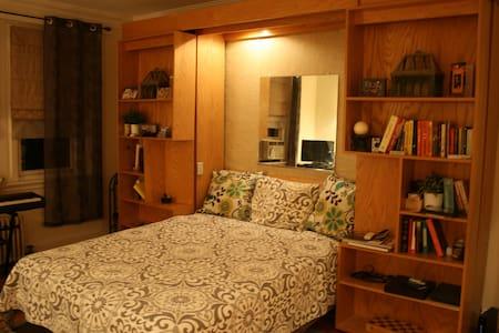 Quaint Back Bay Bachelor Apartment