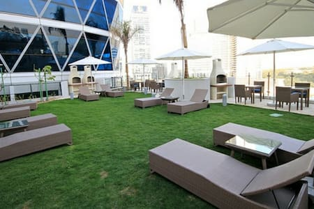 Fully Furnished Apartment in DAMAC Park Towers - Dubai