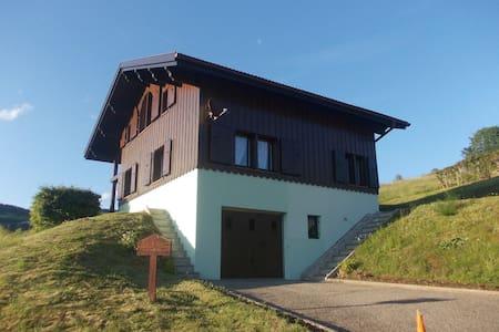 Chalet de la dennerie - Fresse-sur-Moselle - Hus