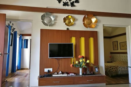 The Duchess Suite, Luxury 2 BHK at Arpora Goa - Lakás