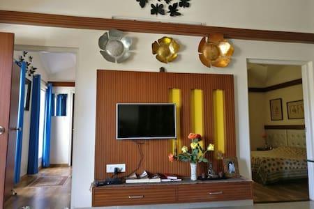 The Duchess Suite, Luxury 2 BHK at Arpora Goa - Arpora - Lakás
