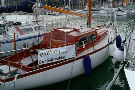 Vela d'epoca romantica Portovenere - Portovenere - Boat