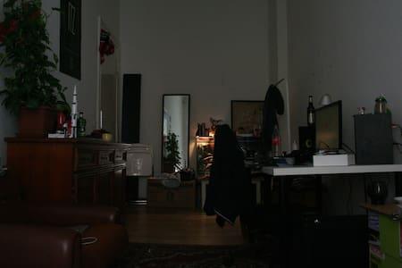Einfaches WG Zimmer in Fhain - Appartement