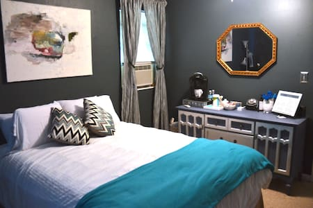 Private Room: close to FSU, FAMU, TCC & Downtown - Rumah