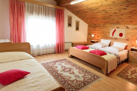 Rooms near the forest - Bed & Breakfast