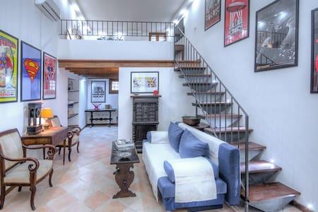 Appartamento indipendente al centro di Cagliari - Loft