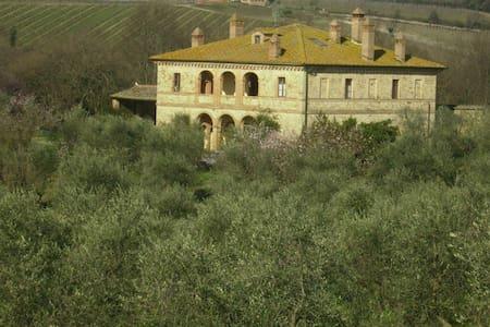 Relax e atmosfere del Chianti vicino a Siena - Hut