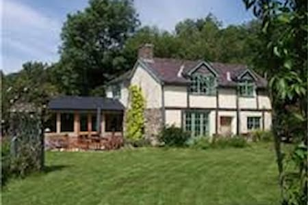 Idyllic country cottage Shropshire Ludlow 14 miles - Clunbury - House
