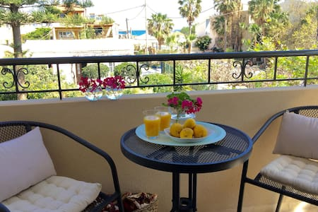Next to the beach Apartments 4 pers - Platanias - Appartement
