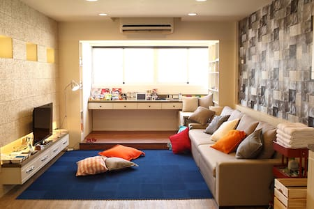 Comfy stay in the heart of Kaohsiung! _Single Room - Xinxing District - Daire