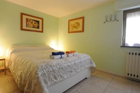B&B Orvieto Centro Essere Green Room - Orvieto Scalo - Bed & Breakfast
