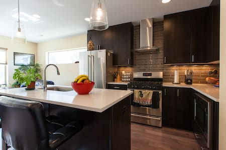 Luxurious Room-right in downtown ! - Denver - Casa