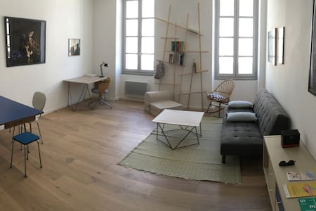 Very nice place in the historic center of Arles - Arles - Appartamento