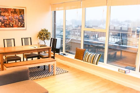 Penthouse room with en-suite - London