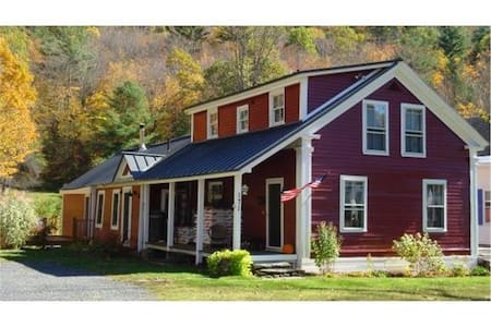 VT Rental perfect for fall foliage - Hus