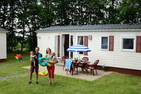 Comfort mobile home N with 3 sleeping rooms - Lakás