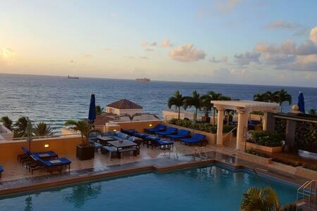 2-bedroom full suite, Marriott Beach Place 2 - Fort Lauderdale - Appartement