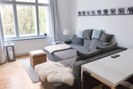 The Coziest Apartment in South Berlin - Berlin - Lägenhet