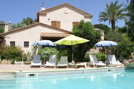 Villa le Paradou - L'oranger - Toulon - Daire