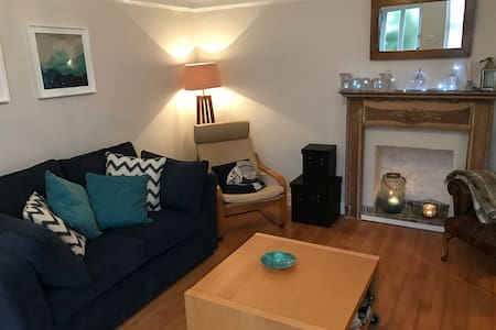 1 min from sea with parking in pretty Sandgate - Folkestone