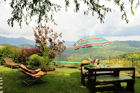 Splendido loft nel parco nazionale d'Abruzzo - Roccaraso - Loft
