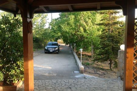 VILLA IN CAMPAGNA IMMERSA NEL VERDE - Villa