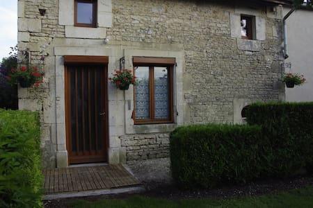 La Flûte ô marnaise - maison d'hôte - Haus