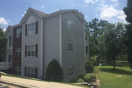 Cozy room in condo near Ft. Bragg - Fayetteville - Apartamento