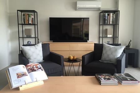 50m2: Only 5mins from Roppongi! Premium 1BR Aprt - Minato-ku - Appartement