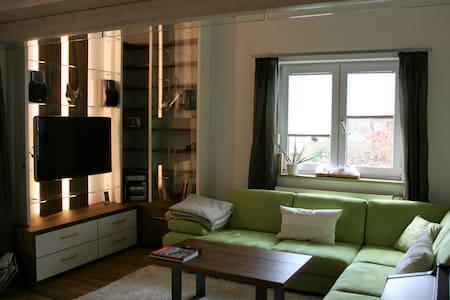 Luxuriöse 2 Zimmer Whg voll ausgestattet Alpennähe - Pis