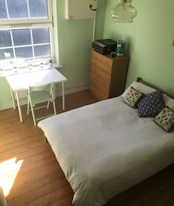 Lovely spacious double room in vibrant Clapton - Pis