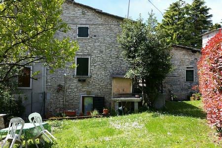 Rustic/CountryHouse + Garden - House
