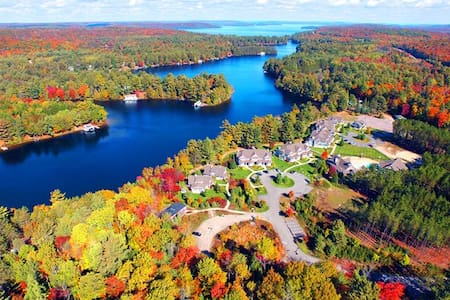 The Landscapes Lake of Bays- Baysville, Ontario - Villa