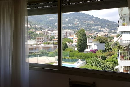 Beautiful 1BR at the heart of Cap Martin - Apartment