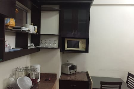 Cozy One Bedroom Condo w/ parking - Marikina