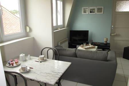 Appartement cosy - WIFI / Stationnement gratuit - Le Touquet-Paris-Plage - Apartamento